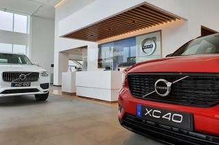 Volvo Philippines reopens its renovated Makati showroom