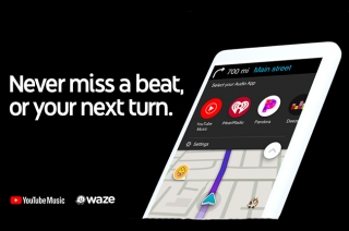 Waze meets YouTube Music Philippines