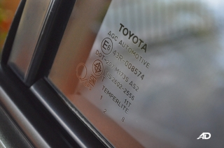 What do the labels on your car's windows mean?