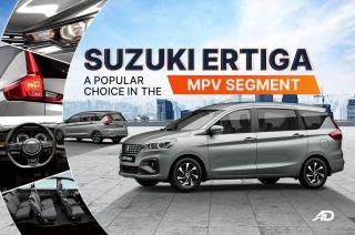 What makes the Suzuki Ertiga a great MPV