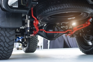 What type of suspension setup should I have?