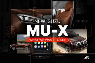 What we want to see in the new Isuzu mu-X