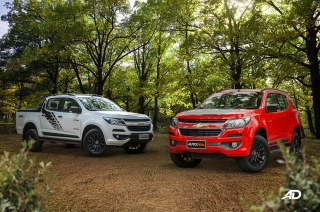 Where will Chevrolet Philippines get Trailblazers and Colorados now?
