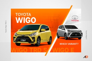 Which 2020 Toyota Wigo to buy – Variant Comparison Guide