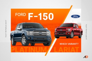 Which variant Ford F-150 Philippines