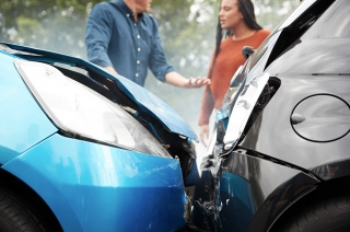 Who is at fault in a car accident?