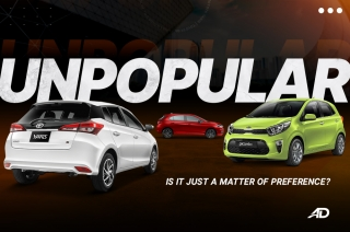 Why aren't hatchbacks popular in the Philippines?