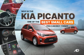 Why is the Kia Picanto one of the best small cars you can buy today