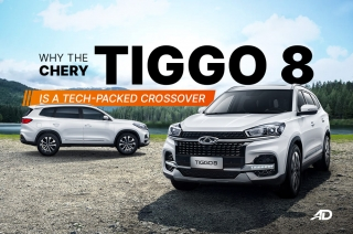 Why the Chery Tiggo 8 is a tech-packed crossover