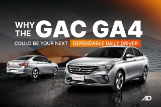 Why the GAC GA4 could be your next dependable daily driver
