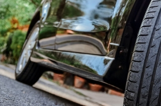 Will scraping the bottom of your car cause any severe damage?