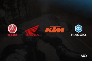 Yamaha Honda KTM Piaggio Consortium