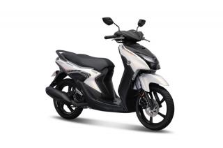 Yamaha Mio Gear Off White
