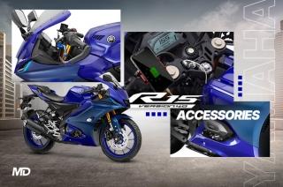 Yamaha R15 V4 Accessories