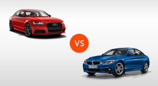 Audi A6 3.0 Quattro TDI vs. BMW 4-Series Gran Coupe 420d