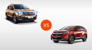 Honda CR-V 2.0 S CVT vs. GAC GS4 1.5 AT