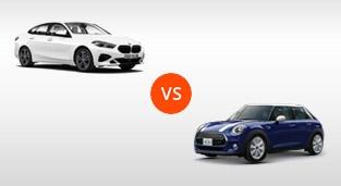 BMW 2-Series Gran Coupe 218i Sport vs. MINI Cooper 5-Door