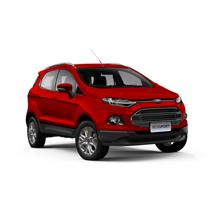 Ford Ecosport Colors