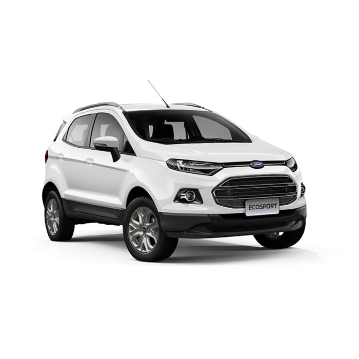 Ford EcoSport Frozen White