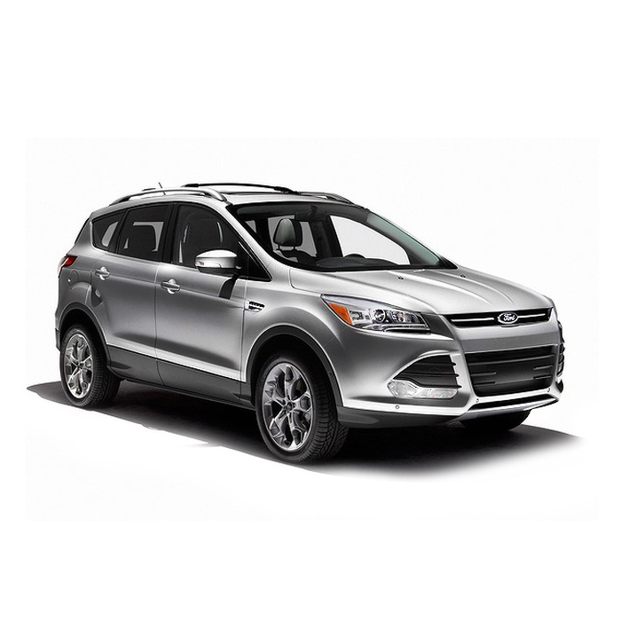 Ford Escape Ingot Silver
