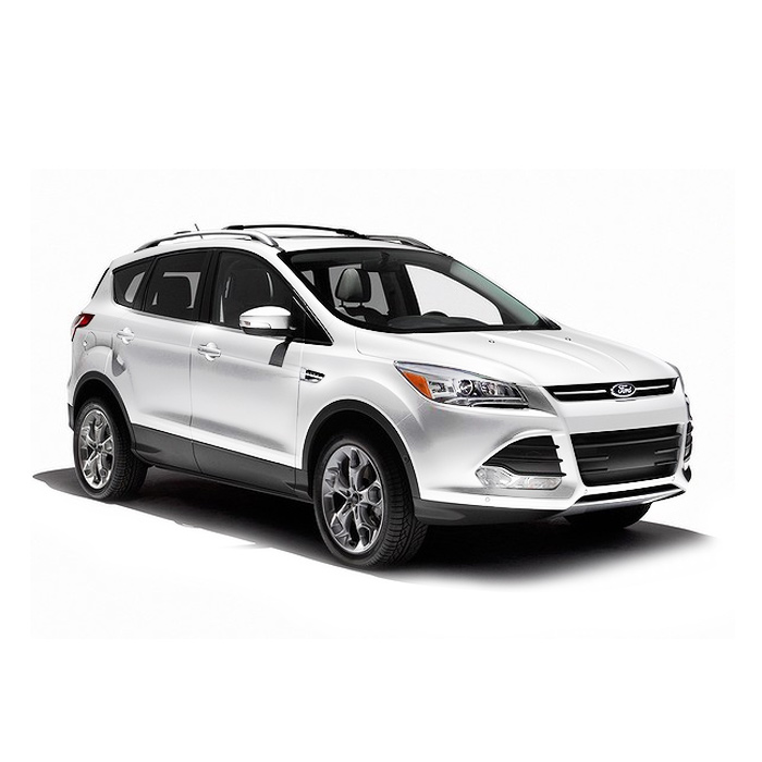 Ford Escape Oxford White