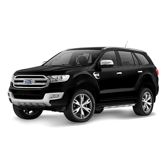 Ford Everest Black Mica