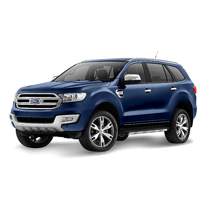 Ford Everest Blue Reflex