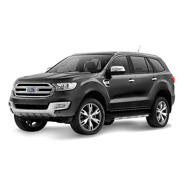 Ford Everest Metropolitan Grey