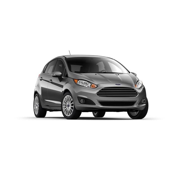 Ford Fiesta Hatchback Ingot Silver