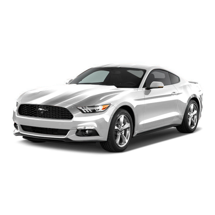 Ford Mustang Oxford White