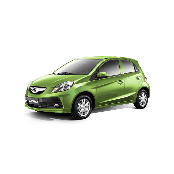 Honda Brio Fresh Lime Metallic