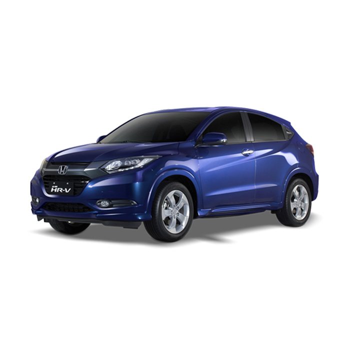 Honda HR-V Morpho Blue Pearl