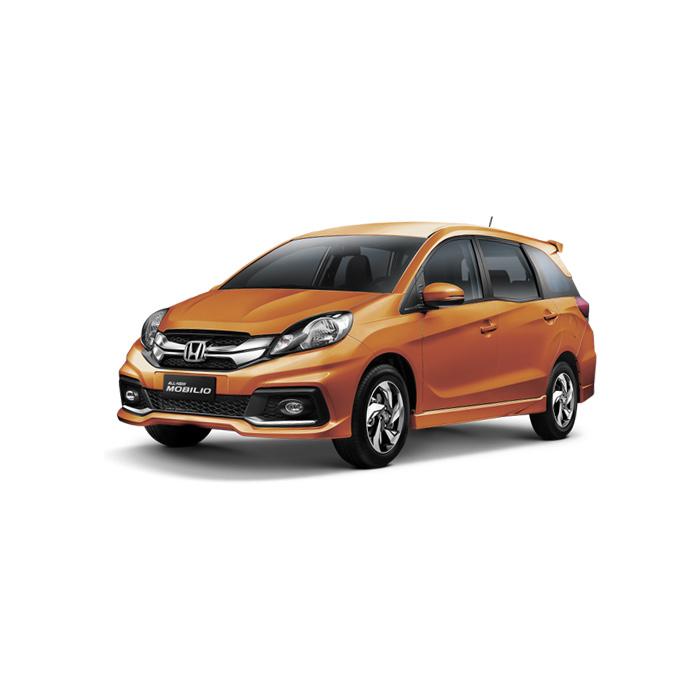 Honda Mobilio Navi Sunset Orange