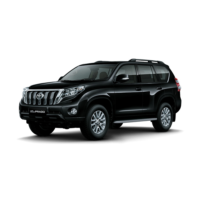 Toyota Land Cruiser Prado Raven Black