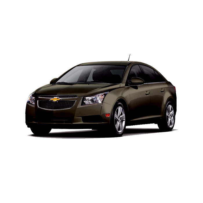 Chevrolet Cruze Deep Espresso Brown Metallic