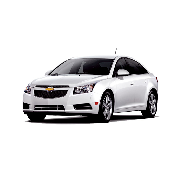 Chevrolet Cruze Summit White