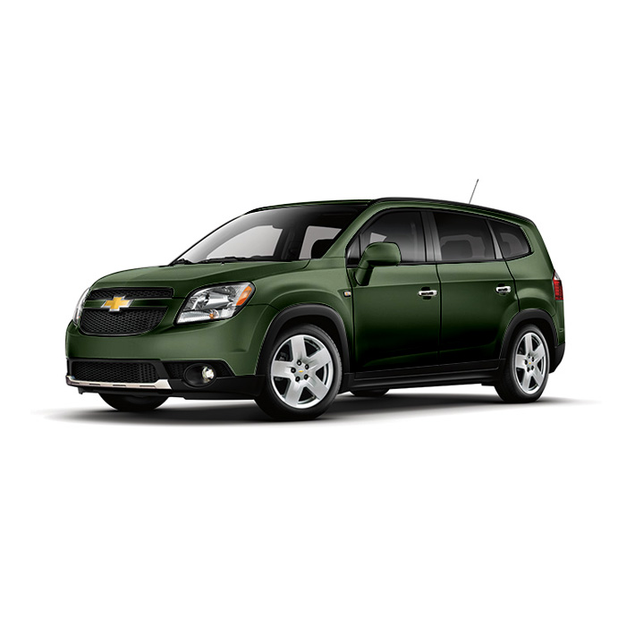 Chevrolet Orlando Deep Forest