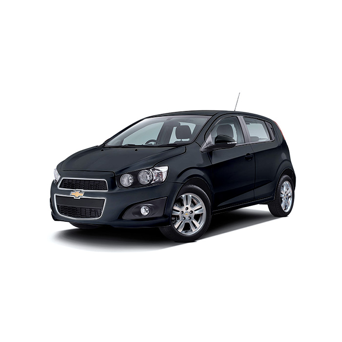 Chevrolet Sonic Hatchback Carbon Flash