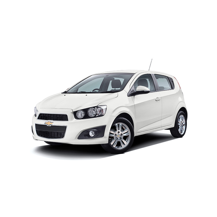 Chevrolet Sonic Hatchback Summit White