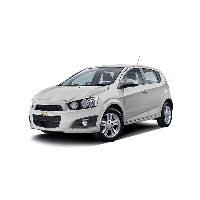 Chevrolet Sonic Hatchback Swith Blade Silver