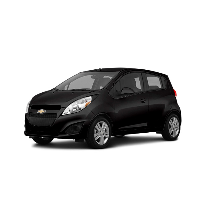 Chevrolet Spark Black Granite