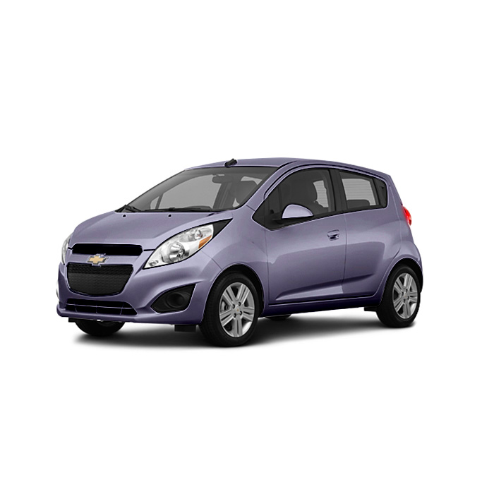 Chevrolet Spark Grape Ice