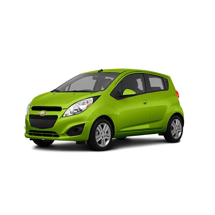 Chevrolet Spark Lime