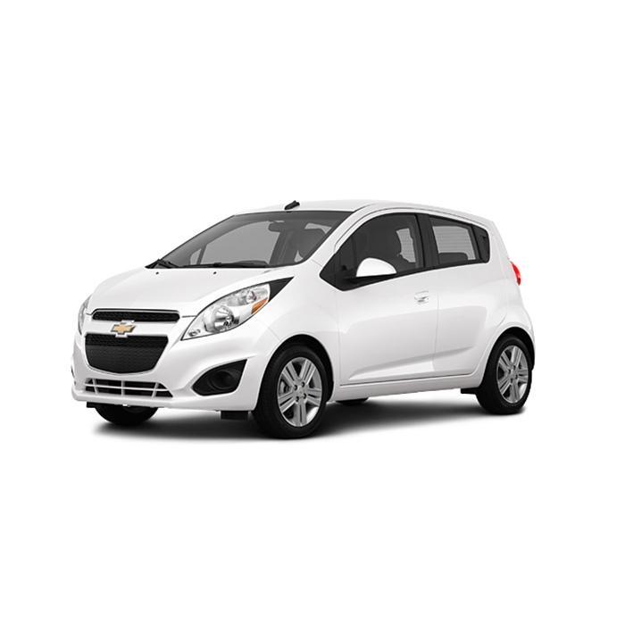 Chevrolet Spark Summit White
