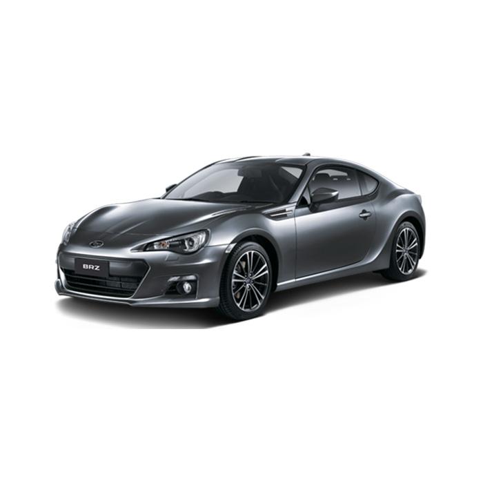 Subaru BRZ Dark Grey Metallic