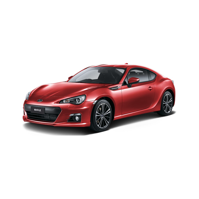 Subaru BRZ Pure Red