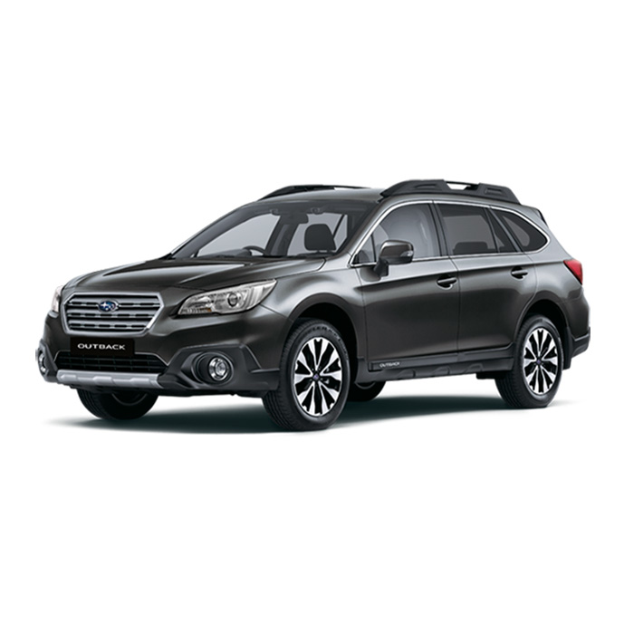 Subaru Outback Dark Grey Metallic