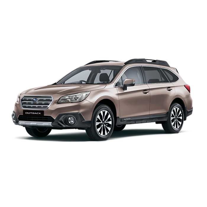Subaru Outback Tungsten Metallic