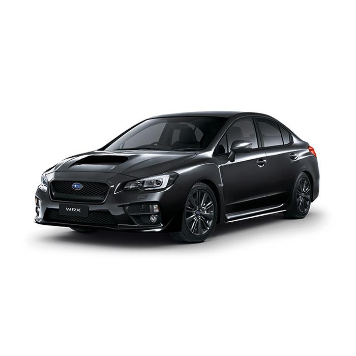 Subaru WRX Crystal Black Silica