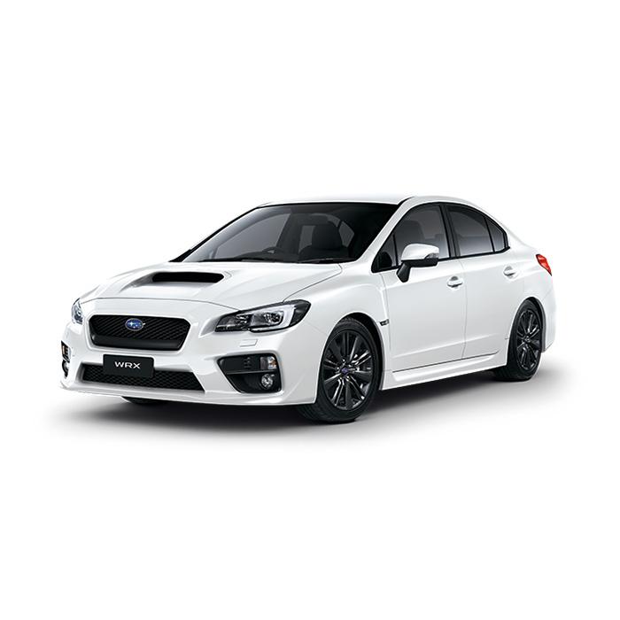 Subaru WRX Crystal White Pearl